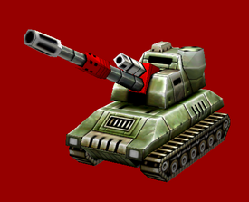 China Ruckus Artillery