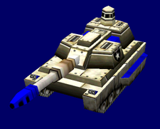 USA Paladin Tank