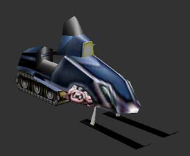 Civilian Snowbike