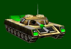 GLRF T-72 Devil Small