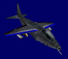 American Harrier Jumpjet 1