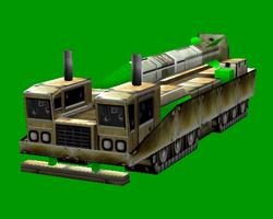 GLRF SCUD Launcher