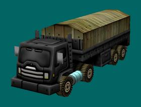 Company Convoy Truck