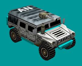 AN Humvee