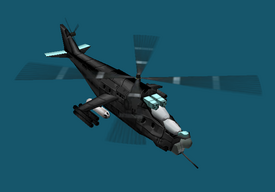 Company Mi-24 Superhind