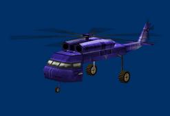Civilian Skycrane 2