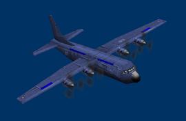 Boss Cargo Plane Variant 1