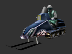 Civilian Snowbike 2