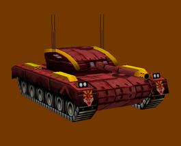 Eurasian Osorio Tank