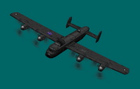 Company Avro Lancaster Finished