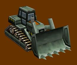 MEA Israel Bulldozer WIP