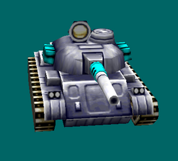 AN Brawlmaster Tank