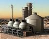 Civilian Oil Refinery Icon
