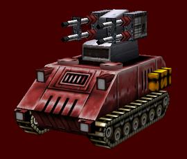 Eurasian Reductor Tank