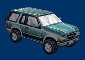 SUV Civilian