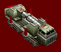 Chinese Nuke Cannon Undeployed 2
