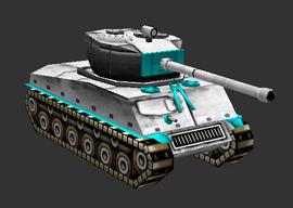 Civilian Sherman Tank