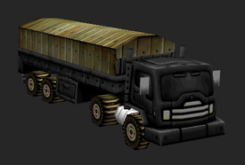 Company Transporter Truck