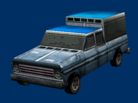 Militia Transport Van