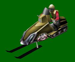 GLRF Snowbike