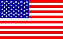 Flag of USA Large