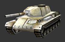 Mercs Solstice Tank