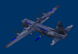 Boss AC-130 Spectre Gunship