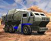 American POW Truck Icon