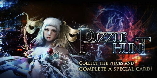 Puzzle Hunt Banner 4 Page