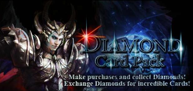 Diamond Card Pack 2