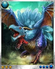 Dragon of Thanksgivings (Justice)