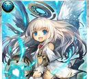 Blessing Winged Girl