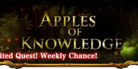 Apples of Knowledge