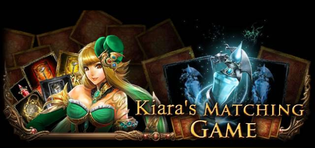 Kiara Matching Game Banner Large