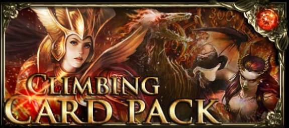 Climbing Card Pack ToF3