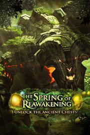 The Spring of Reawakening Loading Screen