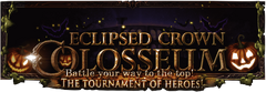 Eclipsed Crown Colosseum Halloween Banner Page