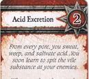 Acid Excretion