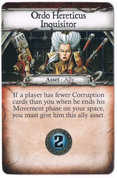 Ordo Hereticus Inquisitor