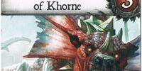 Flesh Hound of Khorne