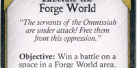 Liberate the Forge World