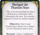 Navigate the Phantom Stars
