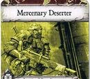 Mercenary Deserter