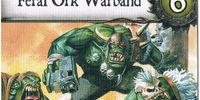 Feral Ork Warband