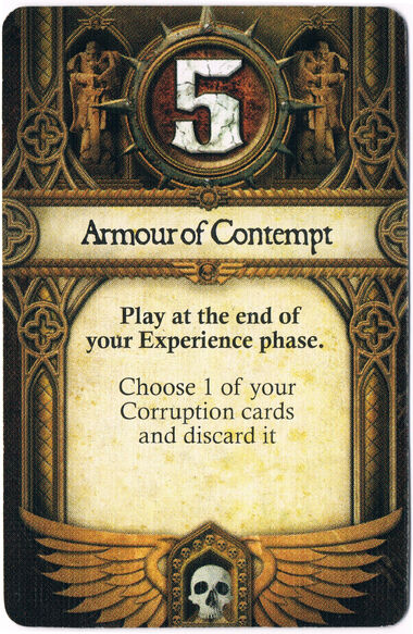Armour of Contempt