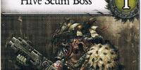 Hive Scum Boss