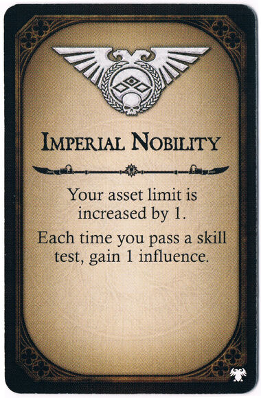 Imperial Nobility Champion