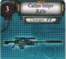 Cadian Sniper Rifle