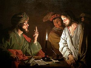 File:300px-Mattias Stom, Christ before Caiaphas.jpg