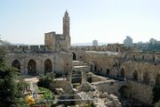 Tower of David P8040024